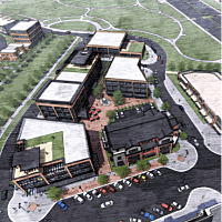 Sawmill District unveils plans for tech and innovation campus; room for 1,000 workers