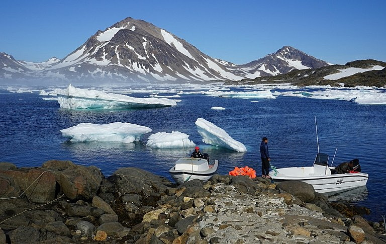 Scientists: Greenland Ice Sheet is melting on 'overdrive' as planet warms