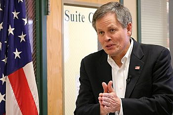 Daines, Williams lead Montana statewide candidates in fundraising ~ Missoula Current