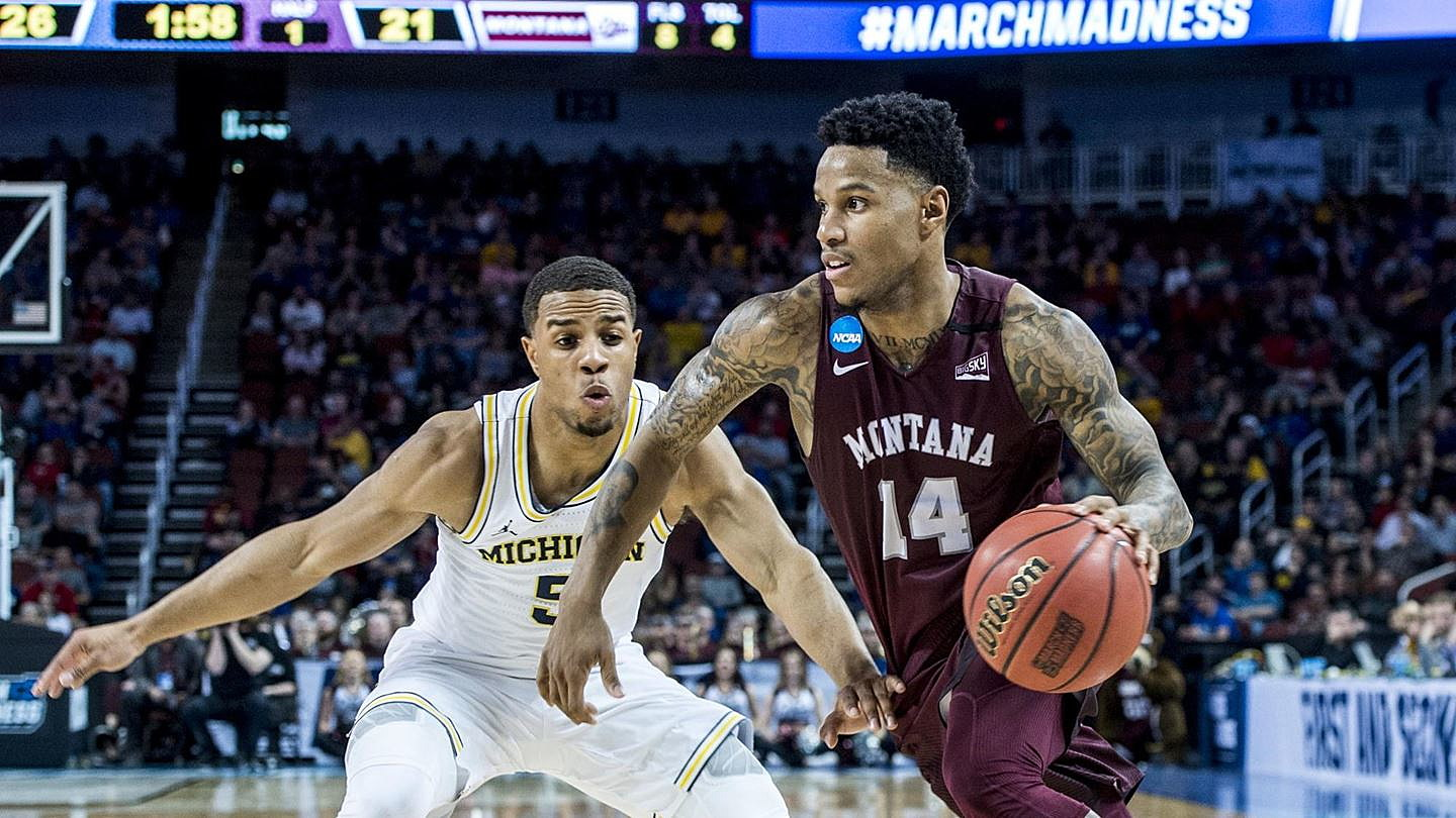 Game Notes: Montana meets Michigan Thursday night in Des Moines