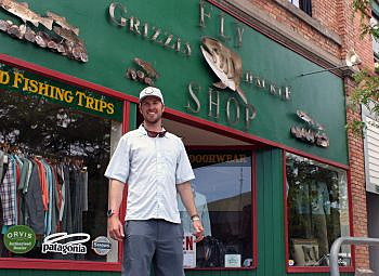 Fishing and lodging: Grizzly Hackle offers clients a suite of Missoula experiences ~ Missoula Current