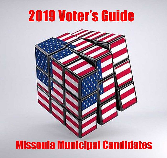 Voter's Guide to the 2019 Missoula City Council election