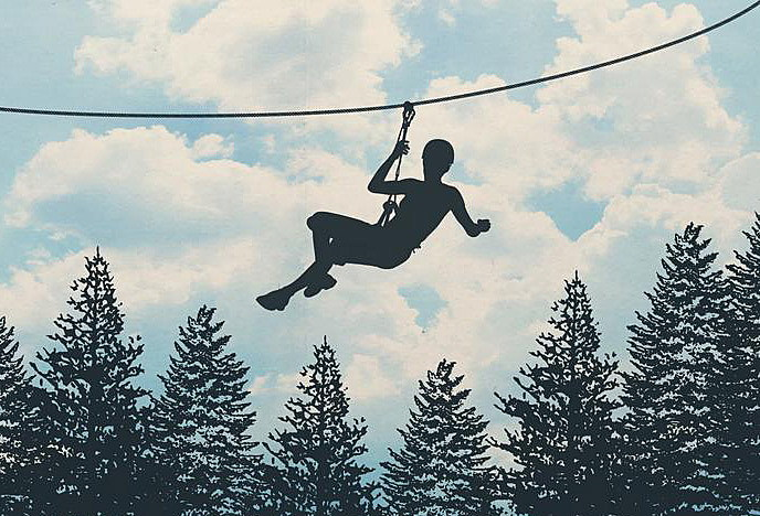 Teachers look to build zipline off Big Flat as part of outdoor business expansion ~ Missoula Current