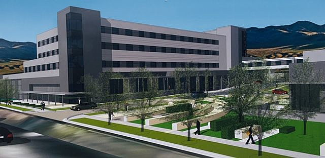 Providence St. Patrick Hospital breaks ground on six-story, $125M building ~ Missoula Current