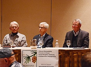 Montana hailed as national leader in forest collaboration, but frustrations persist ~ Missoula Current