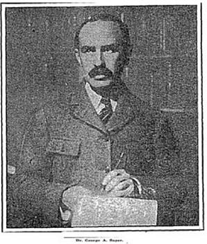Dr. George Soper