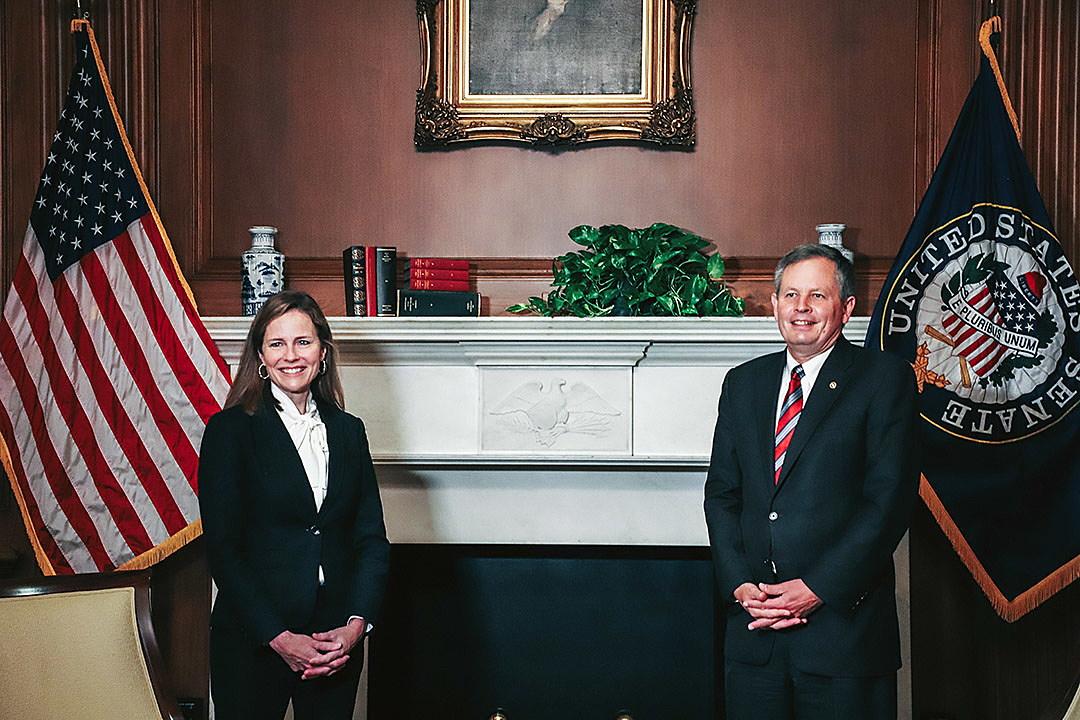 Wicker Meets with Judge Amy Coney Barrett