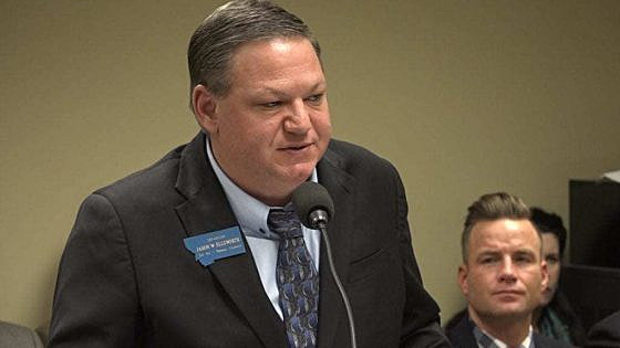 Montana state senator pleads guilty to obstructing a peace officer
